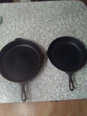 Cast iron skillet for Sale in North Providence, RI