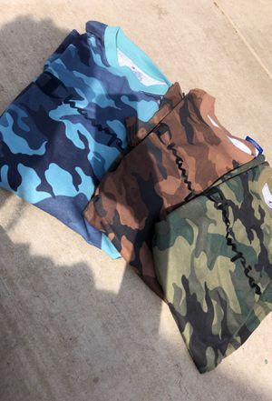 NWT 3XL Champion Camo shirts big men's 3XL for Sale in Stockton, CA