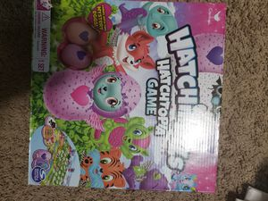 New hatchimals game for Sale in Vancouver, WA
