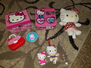 Hello Kitty Bundle for Sale in Stockton, CA