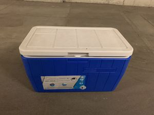 Coleman 48 quartz cooler for Sale in Seattle, WA