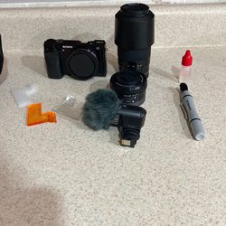 Sony A6000 for Sale in Maple Valley,  WA