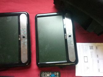 RCA Twin DVD Players W/Remotes for Sale in Mount Clare,  WV