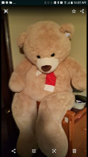 LIFE SIZE TEDDY- New for Sale in Gladstone, OR