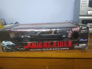 Knight rider electronic 1/15 scale K.I.T.T. Vehicle for Sale in Fort Smith, AR
