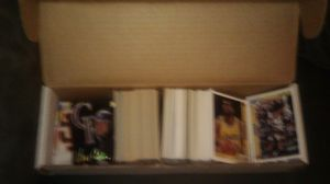 Mix of Baseball & Basketball Cards for Sale in Baltimore, MD