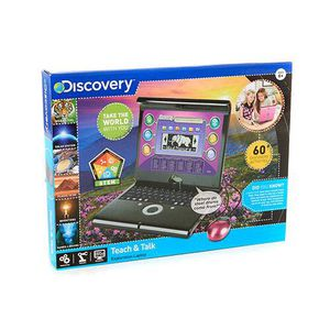 Discovery Kids Teach & Talk Exploration Laptop for Sale in Wakefield, MA