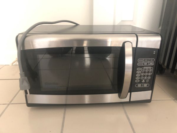 Barely Used Danby Microwave