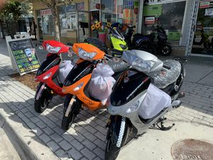 Scooters. All day. New 0 miles. 838 west Flagler Miami for Sale in Miami, FL