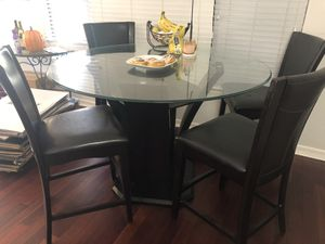 Kitchen high top table for Sale in Oakland Park, FL