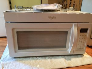 Microwave over range $50 for Sale in Baltimore, MD