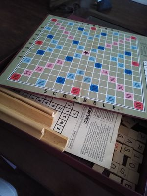 Scrabble & Vintage Bazooka Tin See pic 2 for Sale in Largo, FL