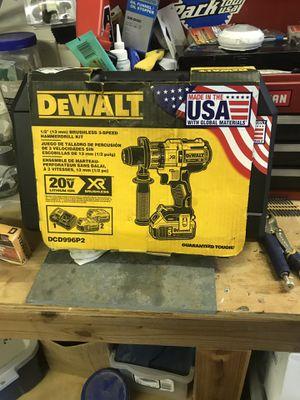 Dewalt hammer drill kit for Sale in Bremerton, WA