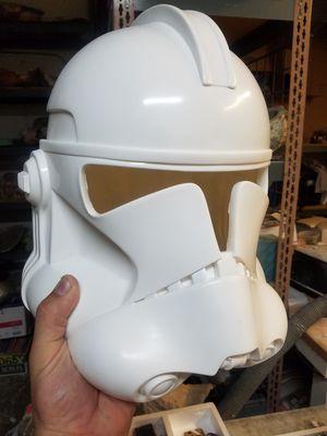 Star Wars Episode 3 Clone Trooper 1:1 Helmet Prop for Sale in Covina, CA