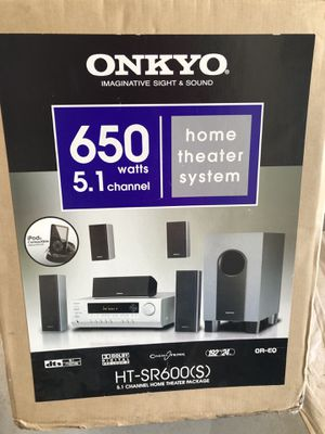 Onkyo Stereo Sound System for Sale in Elk Grove, CA