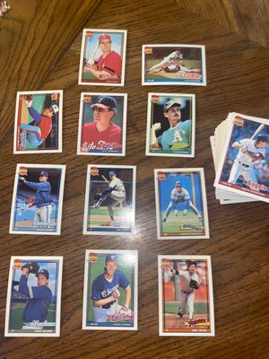 Topps 40 years of Baseball- Various Cards for Sale in Aliquippa, PA