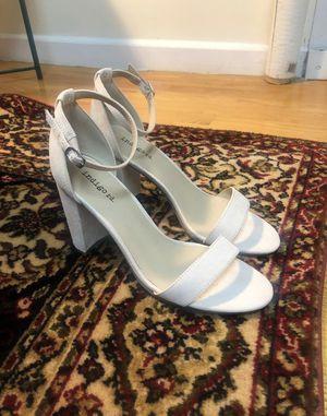 BRAND-NEW Indigo Rd. Bradlee Peep Toe Block Heels Size 8.5 for Sale in Newton, MA