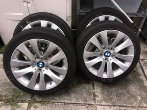 328I Rims on Michelin tires for Sale in Hollywood, FL