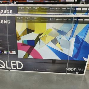 BEST TV SAMSUNG QLED 75 inch for Sale in Brooklyn, NY