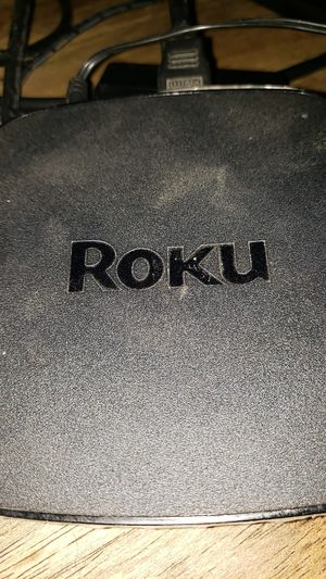 Roku n remote for Sale in Spokane, WA