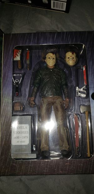 Neca Friday the 13th Final Chapter Jason Vorhees for Sale in Chicago, IL
