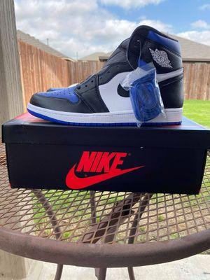 Jordan 1 royal toes for Sale in Centreville, VA
