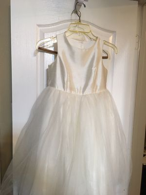 Flower girl dress 10.00 size 10 for Sale in San Antonio, TX