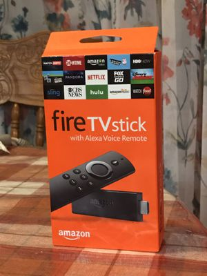 Fire TV stick {contact info removed} for Sale in Orange, CA