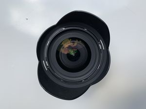 Nikon AF-S DX 12-24mm f/4.0D AF DX Camera Lens for Sale in Redmond, WA