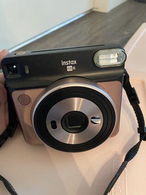 Fujifilm Instax SQ 6 Polaroid Camera for Sale in Los Angeles, CA