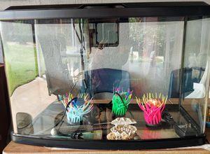Fish Aquarium 20 gallon for Sale in Fresno, CA