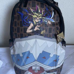 YuGiOh Sprayground Backpack for Sale in Fremont, CA