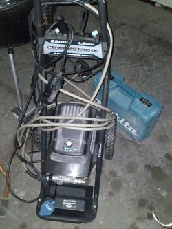 Pressure Washer 2200 Psi 1.2gpm for Sale in Los Angeles,  CA