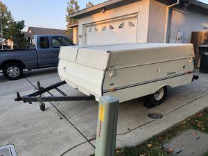Coleman pop-up trailer for Sale in Sacramento, CA