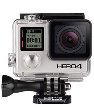 GoPro Hero4 Never Used. Excellent Condition. Case, Accessories and Mounts included. Priced to sell. for Sale in San Marcos, CA