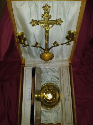 Antique Catholic Sick call box for Sale in Norristown, PA