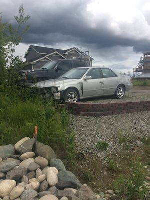 Tayota Camry 2000 4 parts for Sale in Wasilla, AK