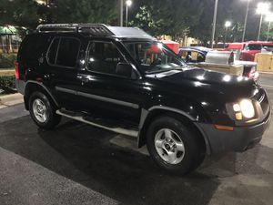 04 Nissan Xterra Manuel for Sale in Rockville, MD