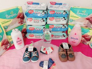 Preemie pampers for Sale in Tacoma, WA