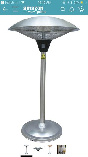 ELECTRIC HEATER LAMP for Sale in Chicago, IL
