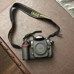 Nikon D200 for Sale in Midlothian,  TX