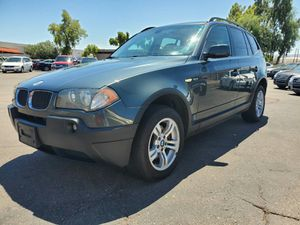2005 BMW X3 for Sale in Phoenix, AZ