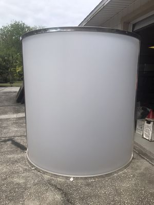 Rear projection curved screen for Sale in New Port Richey, FL
