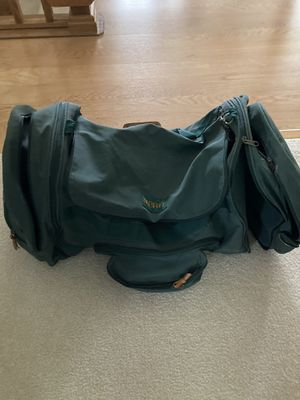 Large duffle bag for Sale in Bloomington, IL