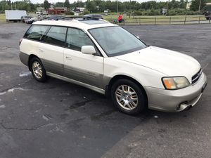 2002 Subaru Legacy Outback for Sale in Monticello, NY