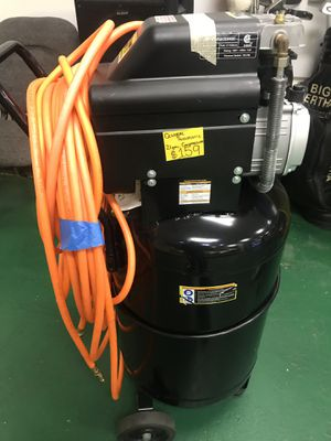 21 gal compressor for Sale in Washington, DC