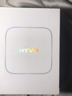 Htv8 box ( Look at the description ) for Sale in Conover,  NC