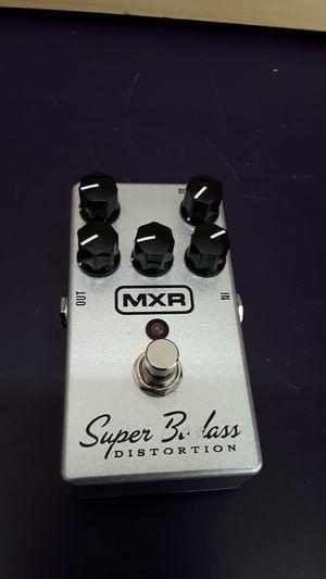 MXR Distortion for Sale in Seattle, WA
