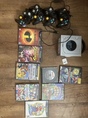 GameCube + games, willing to negotiate for Sale in Denver, CO
