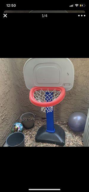 Basketball set for Sale in Fontana, CA